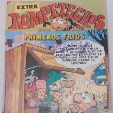 Tebeos: ROMPETECHOS EXTRA Nº 98 - PRIMEROS FRIOS - BRUGUERA 1985. Lote 235967890