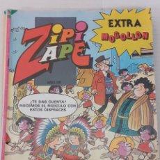 Tebeos: ZIPI Y ZAPE EXTRA Nº 50 - EXTRA MOGOLLON - BRUGUERA 1984. Lote 235968795