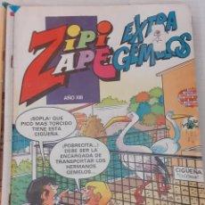 Tebeos: ZIPI Y ZAPE EXTRA Nº 57 - EXTRA GEMELOS - BRUGUERA 1984. Lote 235968950