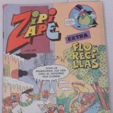 Tebeos: ZIPI Y ZAPE EXTRA Nº 84 - FLORECILLAS - BRUGUERA 1985. Lote 235969555