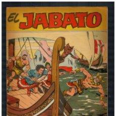Tebeos: EL JABATO EXTRA DE NAVIDAD. BRUGUERA 1962. ORIGINAL. MUY BUENO.. Lote 236032970