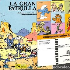 Tebeos: LA GRAN PATRULLA. Lote 162720322