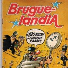 Tebeos: BRUGUELANDIA Nº 6 CON BOSCH PENALVA ( CREADOR DE SILVER ROY ). Lote 236506500