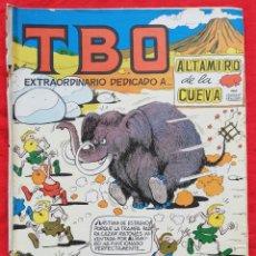 Tebeos: TBO - 1972 - NÚMERO EXTRAORDINARIO DEDICADO A ALTAMIRO DE LA CUEVA. Lote 239928225