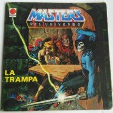BDs: COMIC MASTERS DEL UNIVERSO LA TRAMPA. Lote 240041705