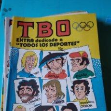 BDs: TBO EXTRA DEDICADO A TODOS LOS DEPORTES / BUIGAS. Lote 241009095