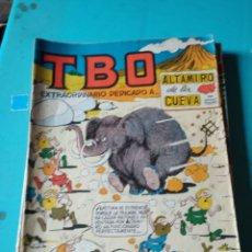 BDs: TBO - 1972 - NÚMERO EXTRAORDINARIO DEDICADO A ALTAMIRO DE LA CUEVA. Lote 241014080