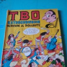 Livros de Banda Desenhada: TBO, EXTRAORDINARIO DEDICADO AL DIBUJANTE. Lote 241019560