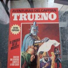 Giornalini: CAPITAN TRUENO,, EL CIRCULO DE LA MUERTE.. Lote 241680790