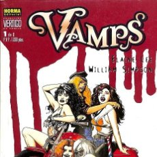 Tebeos: VAMPS. Lote 162720354