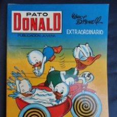 Tebeos: COMIC PATO DONALD. PUBLICACIÓN JUVENIL. NÚMERO EXTRAORDINARIO. WALD DISNEY. AÑO 1968.. Lote 247768005