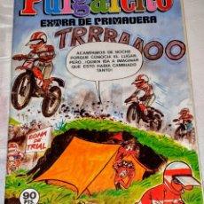 Tebeos: COMIC PULGARCITO EXTRA DE PRIMAVERA. EDITORIAL BRUGUERA 1982. Lote 254290210