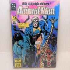 Giornalini: COMIC ANIMAL MAN COLECCIÓN COMPLETA EDIT. DC COMICS. Lote 254594345