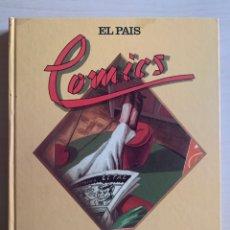 Tebeos: EL PAÍS COMICS. CLÁSICOS Y MODERNOS. 1988. Lote 258007095