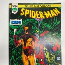 Tebeos: SPIDER-MAN Y LOBEZNO VS WENDIGO Nº 5 (1991). Lote 260396645
