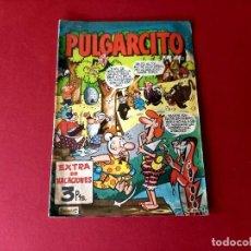 Tebeos: PULGARCITO EXTRA DE VACACIONES 1957 -BRUGUERA. Lote 261699860
