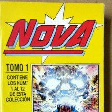 Tebeos: NOVA ,TOMO CON LOS NUMEROS DEL 1 AL 12. Lote 262122280