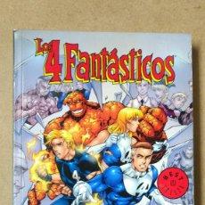 Tebeos: TOMO LOS 4 FANTASTICOS -FORMATO BOLSILLO. Lote 262122635