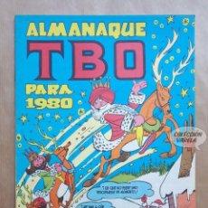 Livros de Banda Desenhada: ALMANAQUE TBO 1980 - BUIGAS 1979. Lote 265332039