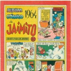 Tebeos: JAIMITO ALBUM COMICO 1964. Lote 269599773