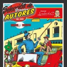 Livros de Banda Desenhada: TESOROS OLVIDADOS (TC EDIC). ESPECIAL AMBROS (HEROES DEL DEPORTE). Lote 272459383