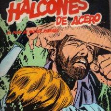 Tebeos: HALCONES DE ACERO BURU LAN TOMO CON DOS AVENTURAS COMPLETAS. Lote 275162568