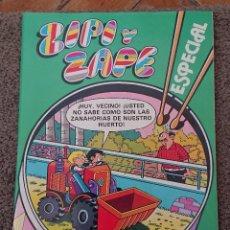 Giornalini: ZIPI Y ZAPE, NÚMERO ESPECIAL, BRUGUERA 1982 PERFECTO, DE KIOSKO. Lote 275651533