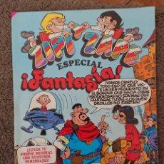 Giornalini: ZIPI Y ZAPE, NÚMERO ESPECIAL, BRUGUERA 1982 PERFECTO, DE KIOSKO. Lote 275765828