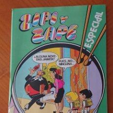 Giornalini: ZIPI Y ZAPE BRUGUERA, NÚMERO ESPECIAL 1981, PERFECTO, DE KIOSKO. Lote 276034958
