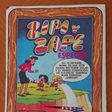 Giornalini: ZIPI Y ZAPE BRUGUERA, NÚMERO ESPECIAL 1980, PERFECTO, DE KIOSKO. Lote 276205338