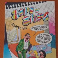 Giornalini: ZIPI Y ZAPE BRUGUERA, NÚMERO ESPECIAL 1980, PERFECTO, DE KIOSKO. Lote 276205438