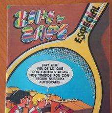 Giornalini: ZIPI Y ZAPE BRUGUERA, NÚMERO ESPECIAL 1980, PERFECTO, DE KIOSKO. Lote 276205598