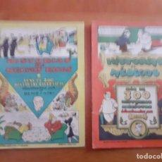 Tebeos: TBO HISTORIAS DE RICOS + HISTORIAS DE MÉDICOS. Lote 277247033