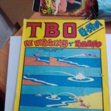 Tebeos: CÓMIC - TBO EXTRA DE VACACIONES Y TURISMO. Lote 278960258