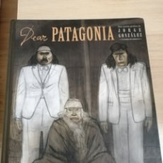 Tebeos: DEAR PATAGONIA JORGE GONZALEZ _ NOVELA GRÁFICA _ MUY DIFICIL DE ENCONTRAR. Lote 282176673