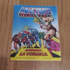 Livros de Banda Desenhada: RARO CÓMIC 1987 MASTERS DEL UNIVERSO HORDAK LA VENGANZA. Lote 285289373