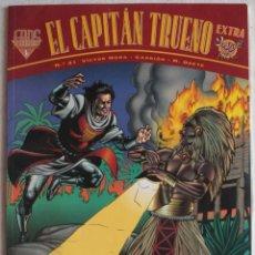 Tebeos: EL CAPITÁN TRUENO / Nº 31 / EXTRA / FANS - REF.140. Lote 286440968