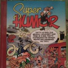 Livros de Banda Desenhada: SUPER HUMOR. MORTADELO Y FILEMÓN. NÚMERO 34.. Lote 286571098