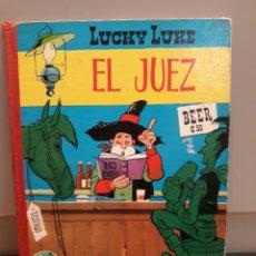 Tebeos: LUCKY LUKE. EL JUEZ. 1969. EDICIONES TORAY. Lote 288340378