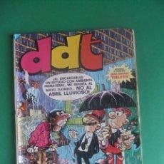 Livros de Banda Desenhada: DDT EXTRA DE PRIMAVERA 1979 EDITORIAL BRUGUERA. Lote 290913438