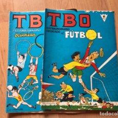 Tebeos: TBO EXTRAORDINARIOS 1958. Lote 292153358