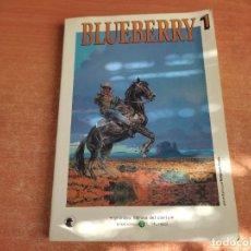 Tebeos: BLUEBERRY 1 NORNA EDITORIAL 2003 PARA BIBLIOTECA EL MUNDO. Lote 292306668
