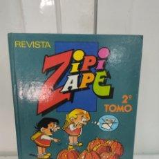 Tebeos: REVISTA ZIPI ZAPE ,2•TOMO. Lote 293344193