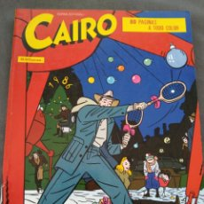 Tebeos: CAIRO. Lote 293570578