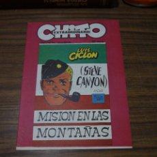 Tebeos: CHITO EXTRAORDINARIO - LUIS CICLON - MISION EN LAS MONTAÑAS. Lote 295379903
