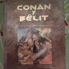 Tebeos: CONAN Y BELIT. PRECINTADO.. Lote 295551818