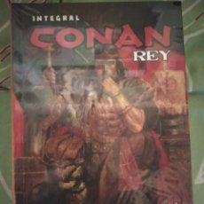 Tebeos: CONAN REY. INTEGRAL. PRECINTADO.. Lote 295551843