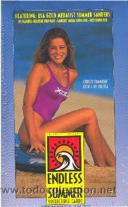 COLECCIÒN COMPLETA DE 1993 ENDLESS SUMMER. (Coleccionismo - Cromos y Álbumes - Trading Cards)