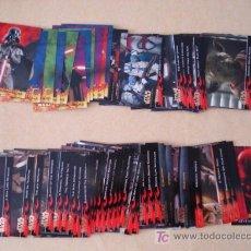 Trading Cards: LOTE DE 69 CARDS DE LA COLECCION REVENGE OF THE SITH. NINGUNA REPETIDA.PERFECTO.POSIBILIDAD DE LOTES. Lote 26785733