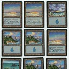 Trading Cards: CARTAS MAGIC - LOTE DE 14 CARTAS.. Lote 24093349